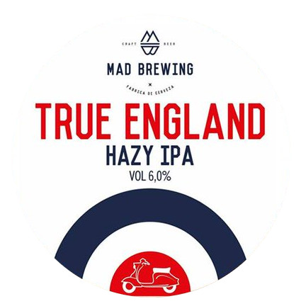 distribución cerveza artesana mad brewing true england