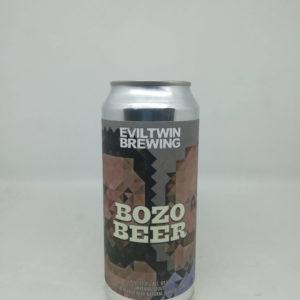 cerveza artesana evil twin bozo beer