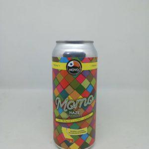 cerveza artesana novo brazil momo haze