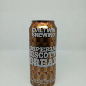 cerveza artesama evil twin imperial biscotti break
