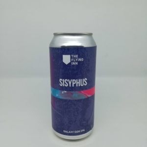 cerveza artesana flying inn sisyphus