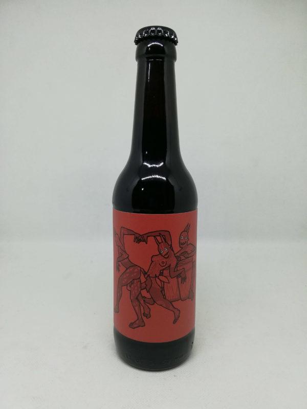 cerveza artesana gora craft beer watusi