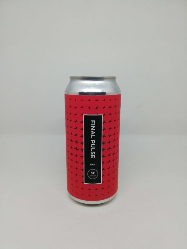 cerveza artesana wylam final pulse