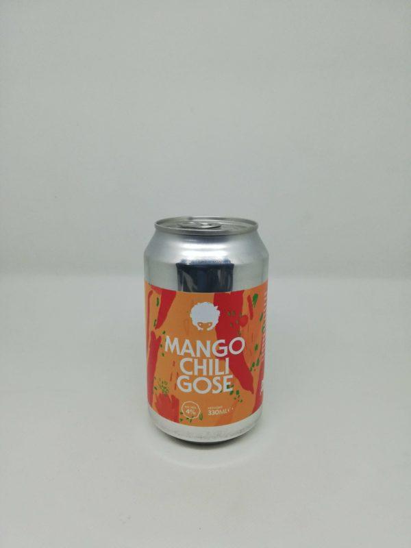 cerveza artesana coolhead mango chili gose