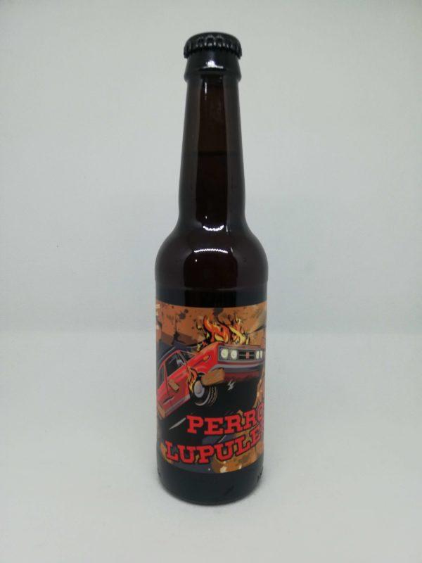 cerveza artesana no nation perros lupuleros