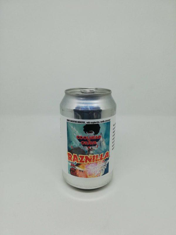 cerveza artesana coolhead brew raznilla