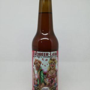 amager erdbeer liebe cerveza artesana