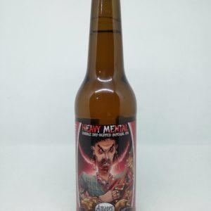 cerveza artesanal amager heavy mental