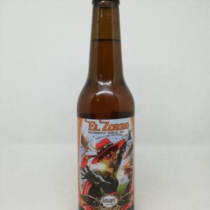 cerveza artesanal amager & guineu el zorro