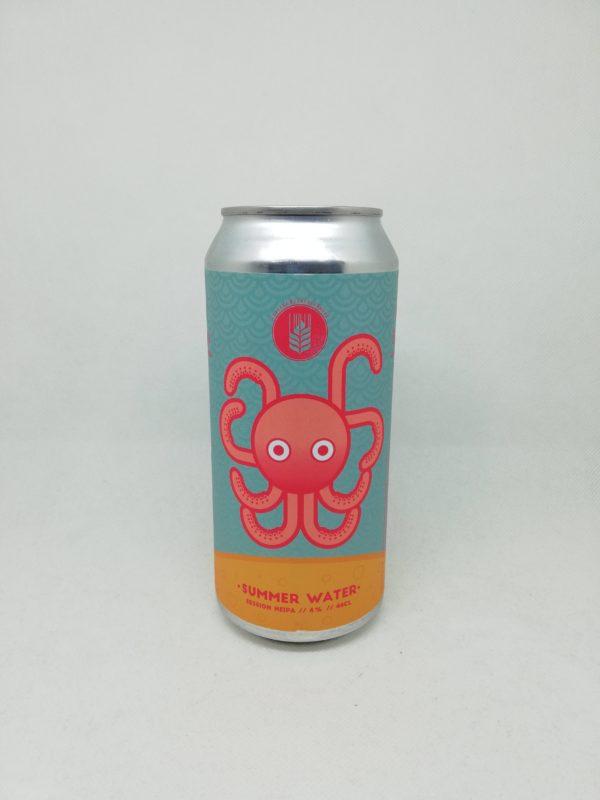 cerveza artesana espiga summer water